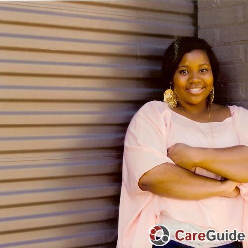 Child Care Provider Alexandria Orange's Profile Picture
