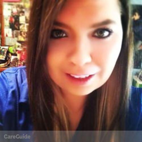 Canadian Nanny Provider Erica Paterson's Profile Picture