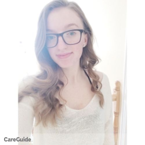 Canadian Nanny Provider Emily Herbert's Profile Picture