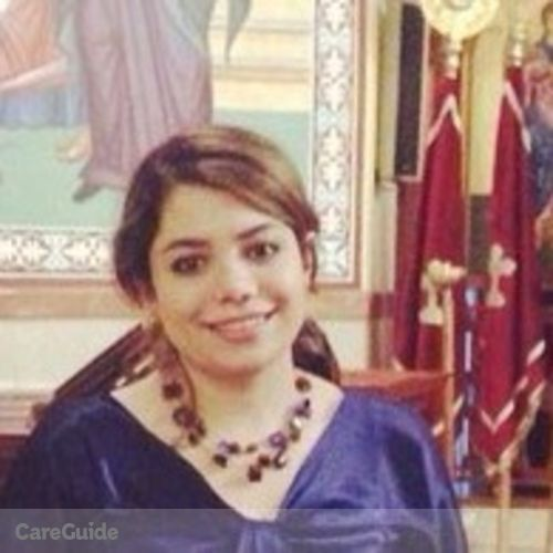 Canadian Nanny Provider Rena A's Profile Picture