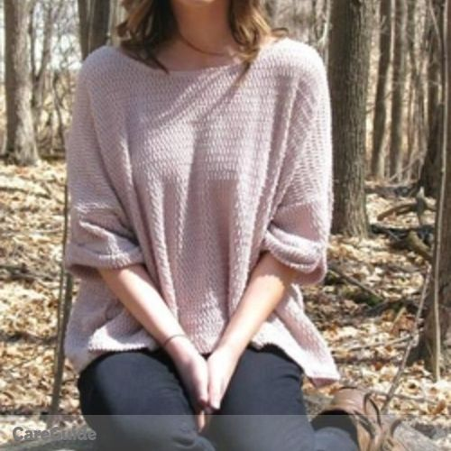 Canadian Nanny Provider Alyssa Strasser's Profile Picture