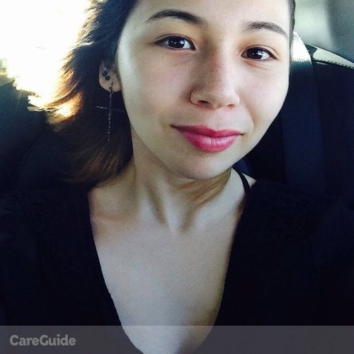 Pet Care Provider Lucero Sanchez's Profile Picture