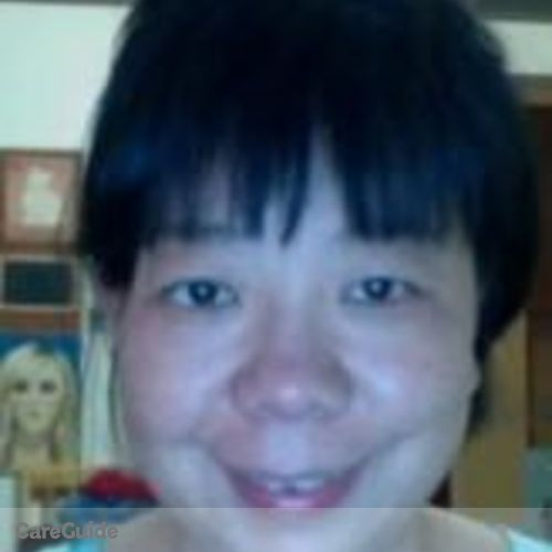 Canadian Nanny Provider Yan He's Profile Picture