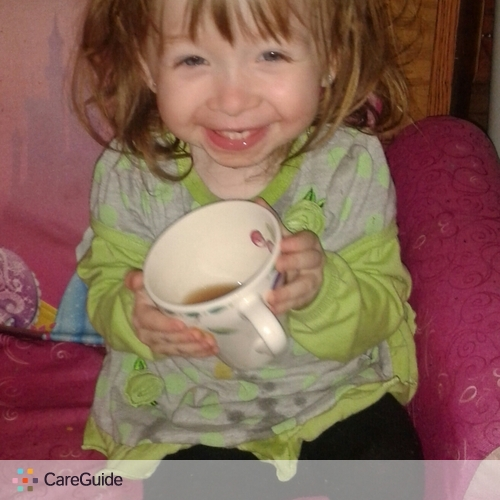Child Care Job Christina Shelmadine's Profile Picture