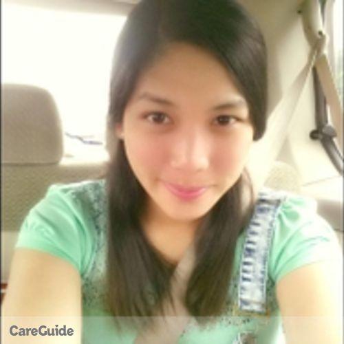 Canadian Nanny Provider Maria Castro's Profile Picture