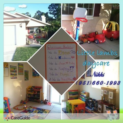 Child Care Provider Nikki Carson's Profile Picture