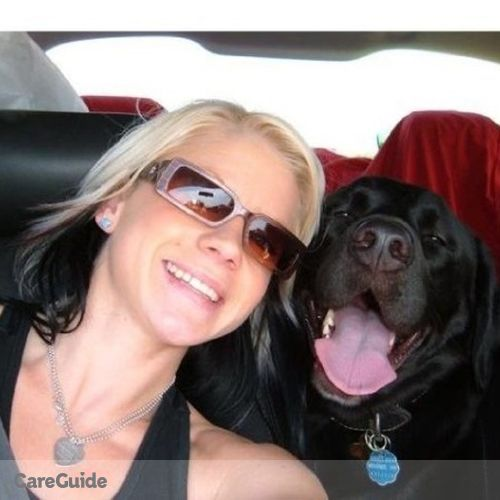 Pet Care Provider Joslynn Mentzer's Profile Picture