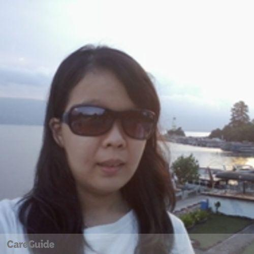 Canadian Nanny Provider Meigawati Lie's Profile Picture