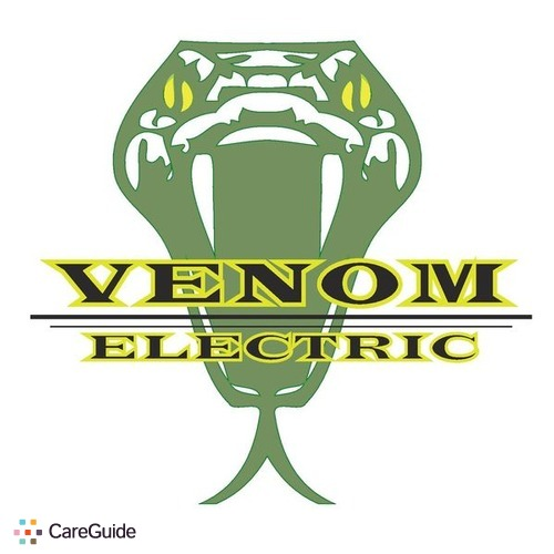 Electrician Provider Venom Electric's Profile Picture