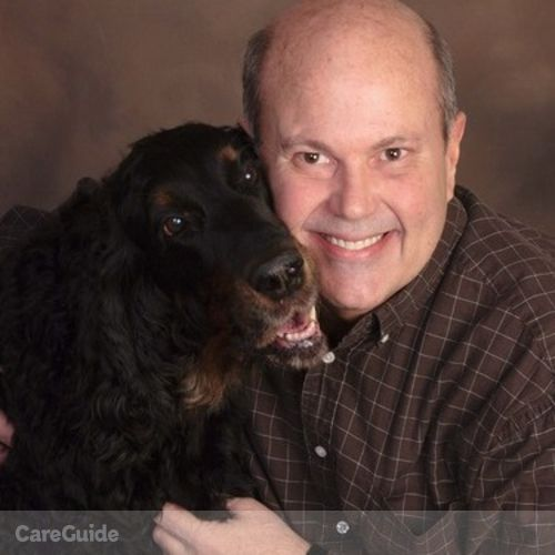 Pet Care Provider Doug Hamm's Profile Picture