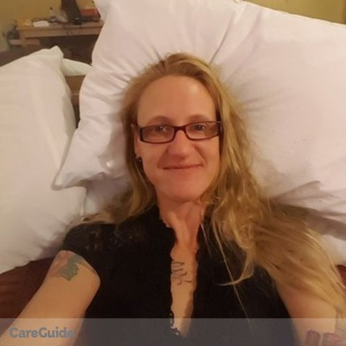 Housekeeper Provider Sunny Cagle's Profile Picture