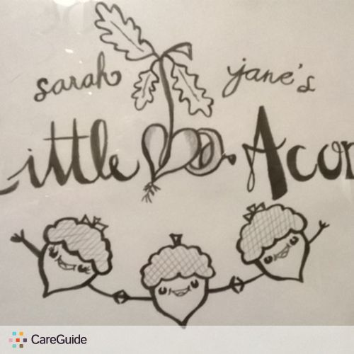 Child Care Provider Sarah-Jane L's Profile Picture