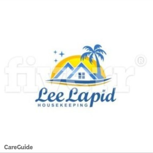 Housekeeper Provider Lee Lapid's Profile Picture
