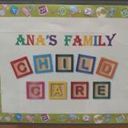 Child Care Provider Ana Choukri's Profile Picture