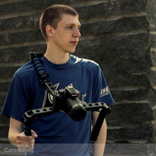 Videographer Provider Seth Kark's Profile Picture