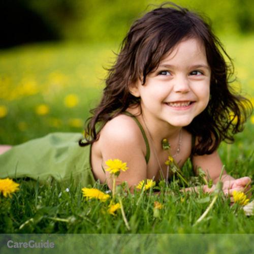 Canadian Nanny Provider Anna Atabaki's Profile Picture