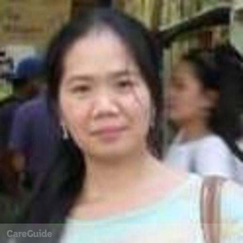 Canadian Nanny Provider Domilyn K's Profile Picture