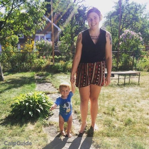 Canadian Nanny Provider Carley Rawes's Profile Picture