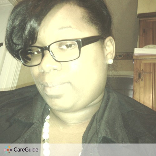 Child Care Provider Jasmin T's Profile Picture