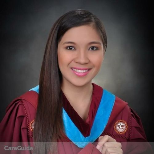 Housekeeper Provider Anne Krizzia Fernandez's Profile Picture