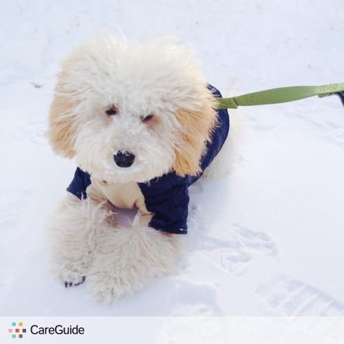 Pet Care Job Michelle G's Profile Picture