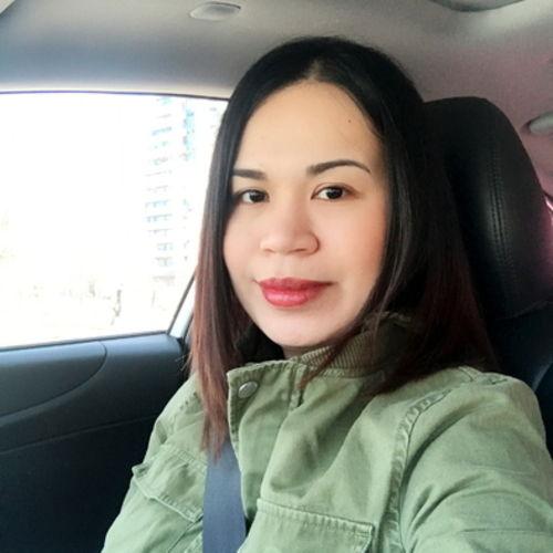 Canadian Nanny Provider Maria Grazita Rayos's Profile Picture