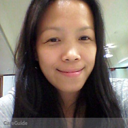 Canadian Nanny Provider Rowena 's Profile Picture