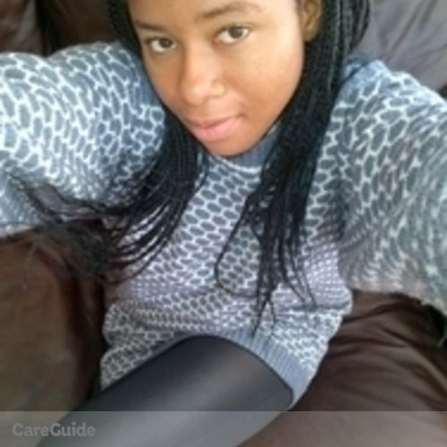 Canadian Nanny Provider Oluwafunsho Oreniyi's Profile Picture