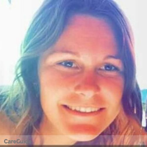 Canadian Nanny Provider Melissa From's Profile Picture