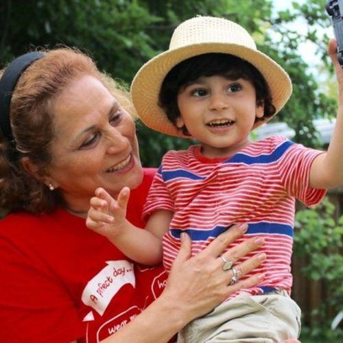 Canadian Nanny Provider Minoo N's Profile Picture