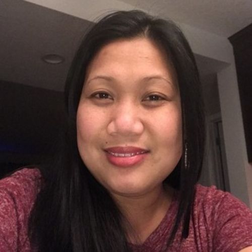 Canadian Nanny Provider Cynthia Frias's Profile Picture