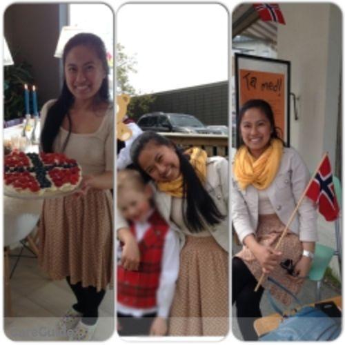 Canadian Nanny Provider Jonna Villarba's Profile Picture