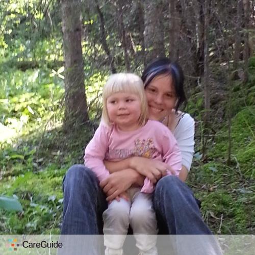 Child Care Job Cynthia Suski's Profile Picture