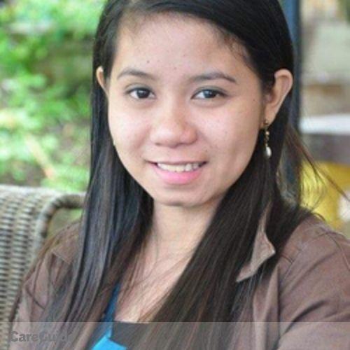 Canadian Nanny Provider Glyca Muyano's Profile Picture