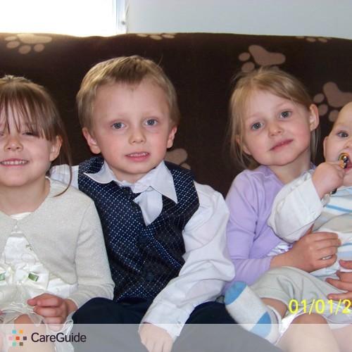 Child Care Provider Tanya G's Profile Picture