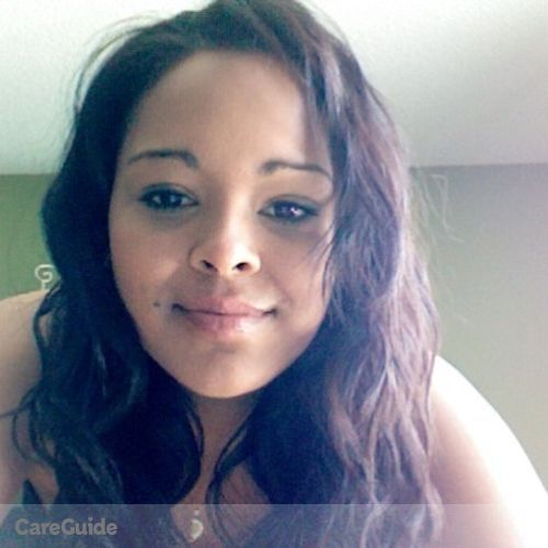 Canadian Nanny Provider Samantha Deonarine's Profile Picture