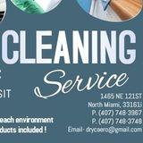 Cleaning Service in North Miami