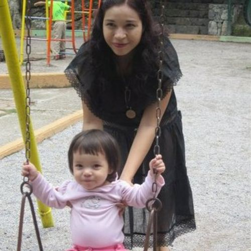 Canadian Nanny Provider Maria R's Profile Picture