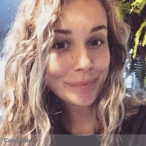 Canadian Nanny Provider Shauna Eve's Profile Picture