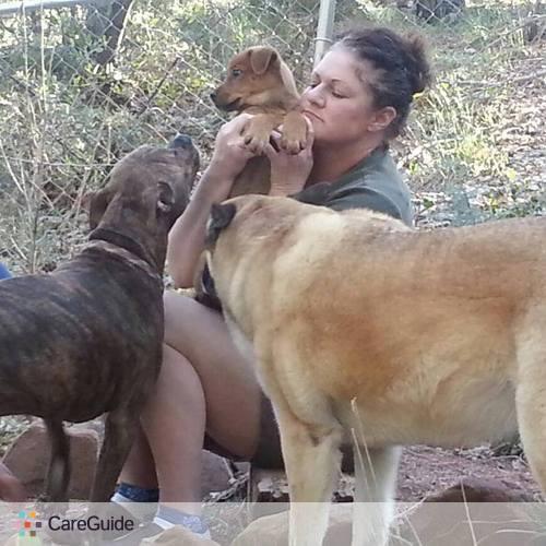 Pet Care Provider Chelsea Hart's Profile Picture