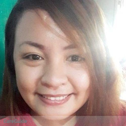 Elder Care Provider Alyssa Mier Patalinjug's Profile Picture