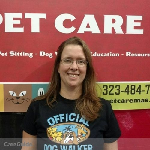 Pet Care Provider Colleen Jousma's Profile Picture