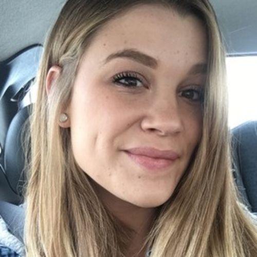 Canadian Nanny Provider Hayley U's Profile Picture