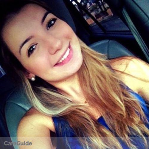 Canadian Nanny Provider Oriana Herrera's Profile Picture