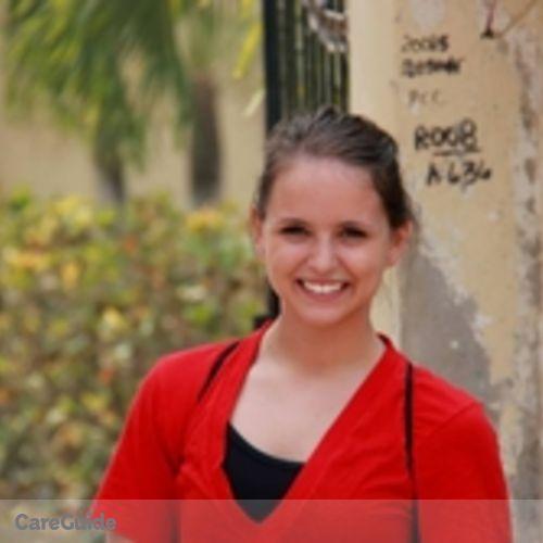 Canadian Nanny Provider Christina L's Profile Picture