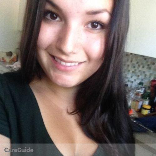 Canadian Nanny Provider Kyla S's Profile Picture