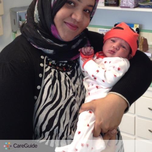 Child Care Provider Maleeha Shahbaz's Profile Picture