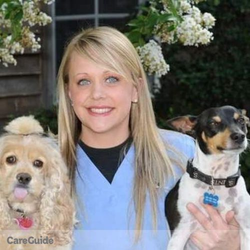 Pet Care Provider Karrah Glenn's Profile Picture