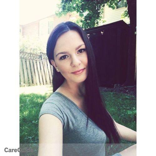 Canadian Nanny Provider Veronica T's Profile Picture