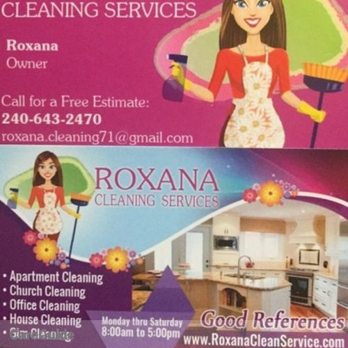 Housekeeper Provider Roxana Ayala's Profile Picture